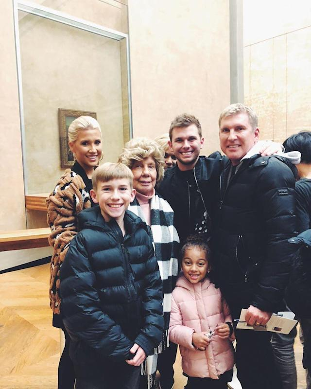 Savannah Chrisley Says Family Has To Teach Niece 7 To Be Extra