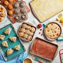"""<p>There's never a bad time of year to celebrate dessert. Ask your guests to bring over their favorite sweet treat just for fun (brownies, cupcakes, lemon bars...the options are endless!) and partake in an indulgent evening together.</p><p><a class=""""link rapid-noclick-resp"""" href=""""https://go.redirectingat.com?id=74968X1596630&url=https%3A%2F%2Fwww.walmart.com%2Fbrowse%2Fhome%2Fbakeware%2Fthe-pioneer-woman%2F4044_623679_8455465%2FYnJhbmQ6VGhlIFBpb25lZXIgV29tYW4ie%3Fcat_id%3D4044_623679_8455465%26facet%3Dbrand%253AThe%2BPioneer%2BWoman&sref=https%3A%2F%2Fwww.thepioneerwoman.com%2Fjust-for-fun%2Fg36599700%2Fsummer-party-ideas%2F"""" rel=""""nofollow noopener"""" target=""""_blank"""" data-ylk=""""slk:SHOP BAKEWARE"""">SHOP BAKEWARE</a></p>"""