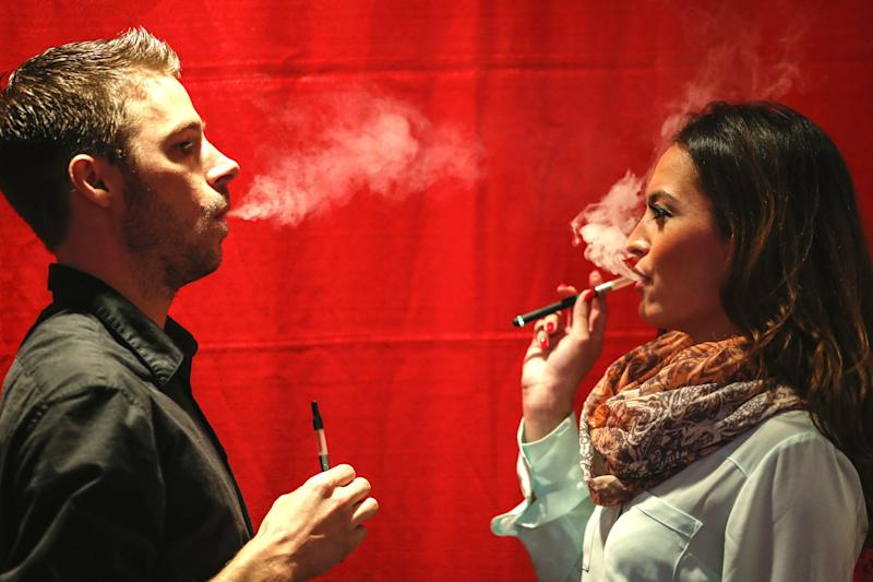 U.S.  government considers ban on flavored e-cigarettes over youth 'epidemic'