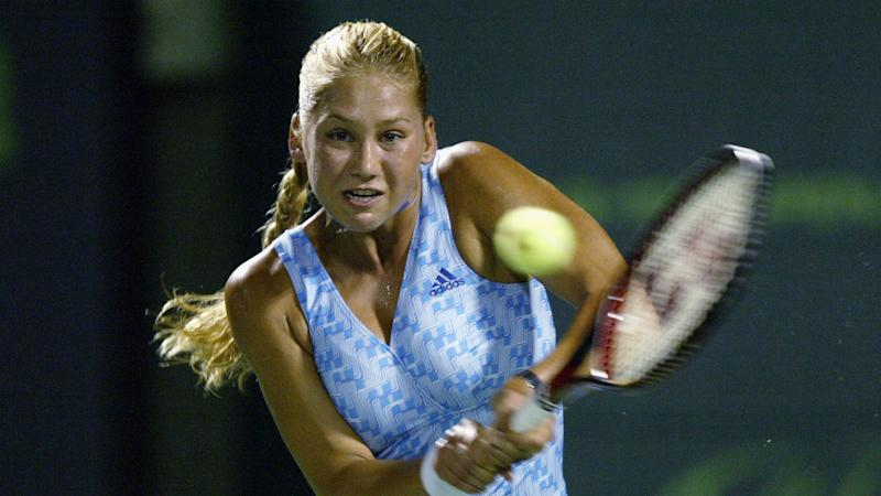 Anna Kournikova: The end of the road in Charlottesville, and how the Russian started again