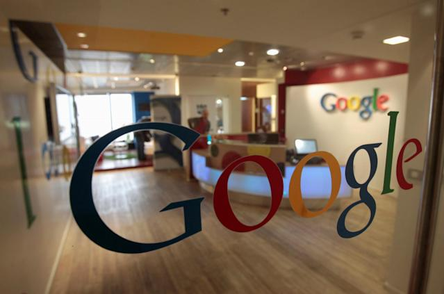 <p>No. 1: Google<br> (Reuters) </p>