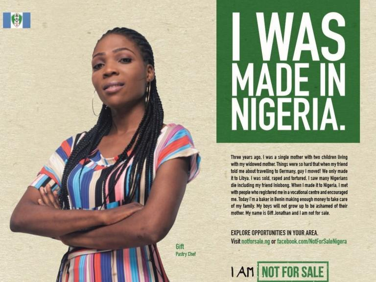 Nigerian women warned not to come to Britain in government campaign