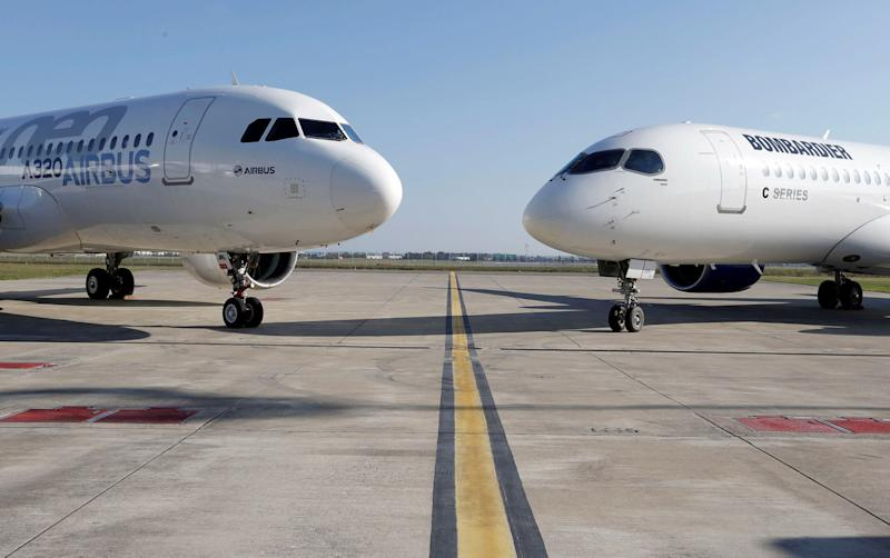Boeing Slams Airbus Bombardier Deal As Means To Skirt Us Trade