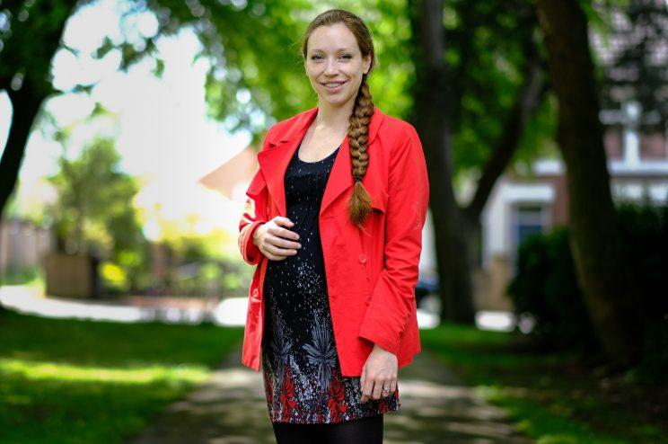 A councillor has been accused of making sexist comments aimed at pregnant candidate Catherine Atkinson [Photo: SWNS]