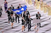 <p>At first glance, El Salvador's uniforms didn't look like anything to write home about, but look closer and you'll see the patterned bottoms. </p>