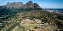 <p>The main campus, known as Upper Campus, is located on the Western Cape of South Africa in the valley below Devil's Peak. Not only is the public research university gorgeous, it is the highest-ranked African university in the QS World University Rankings. </p>