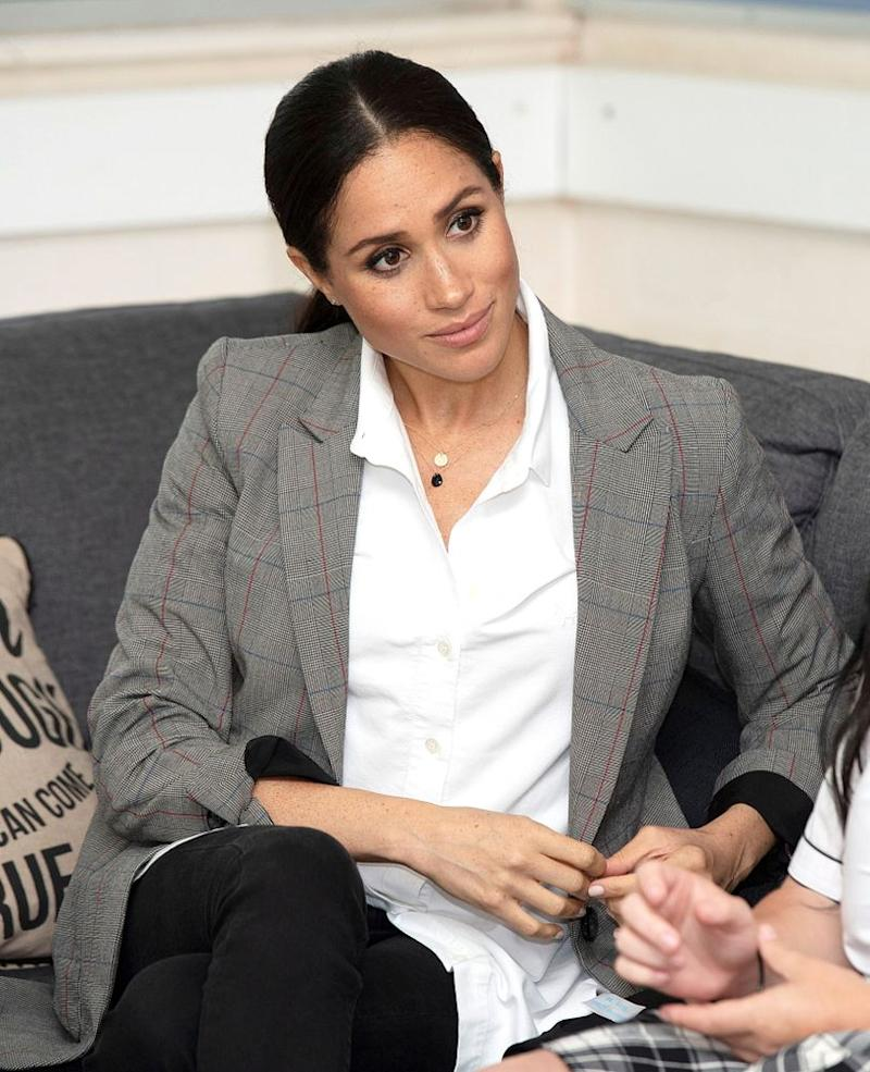 Meghan Markle And Prince Harry Bring Their Royal PDA To