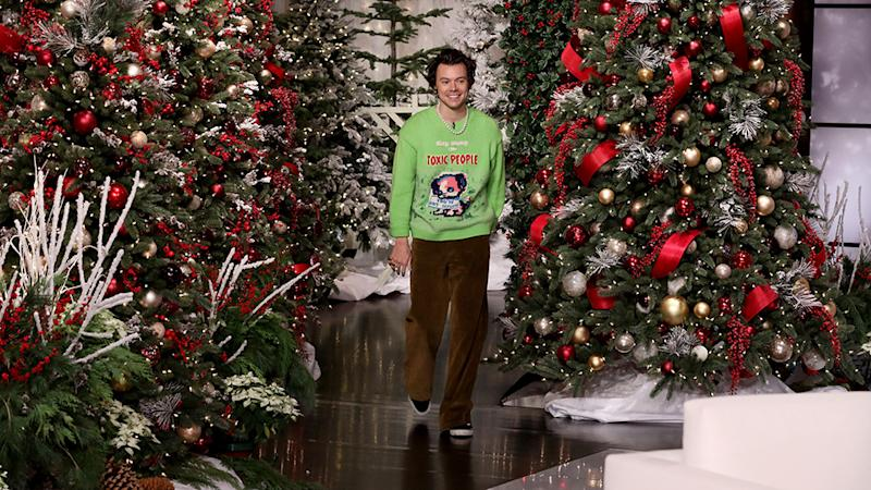Harry Styles Charm Offensive Continues With Appearance on