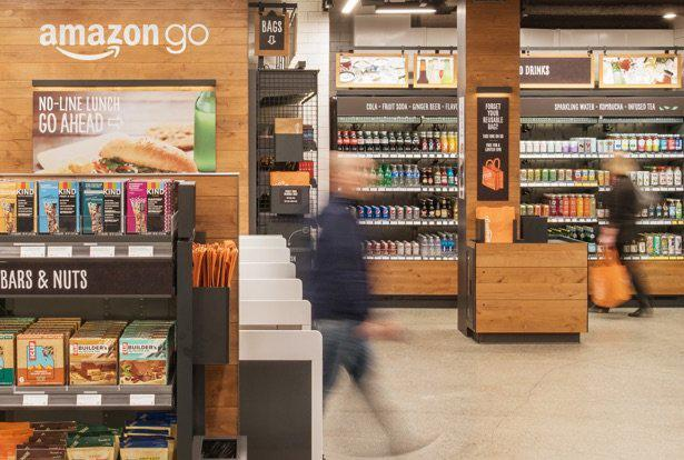Amazon has already opened more than 20 smaller Amazon Go stores using the same system, including in New York, Chicago and San Francisco.