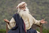 <p>Estimated net worth of Isha foundation is estimated to Rs 18 crore ($2.5 million). However, Sadhguru's Isha Foundation has assets worth Rs 116 crore ($16 million)<br>Popularly known as Sadhguru, Jaggi Vasudev is an Indian yogi, mystic and New York Times bestselling author. He founded the Isha Foundation, a non-profit organization which offers Yoga programs around the world and is involved in social outreach, education, and environmental initiatives. He was conferred the Padma Vibhushan civilian award by the Government of India in 2017 in recognition of his contribution to the field of spiritualism. He is married to Vijaykumari and has one child. </p>