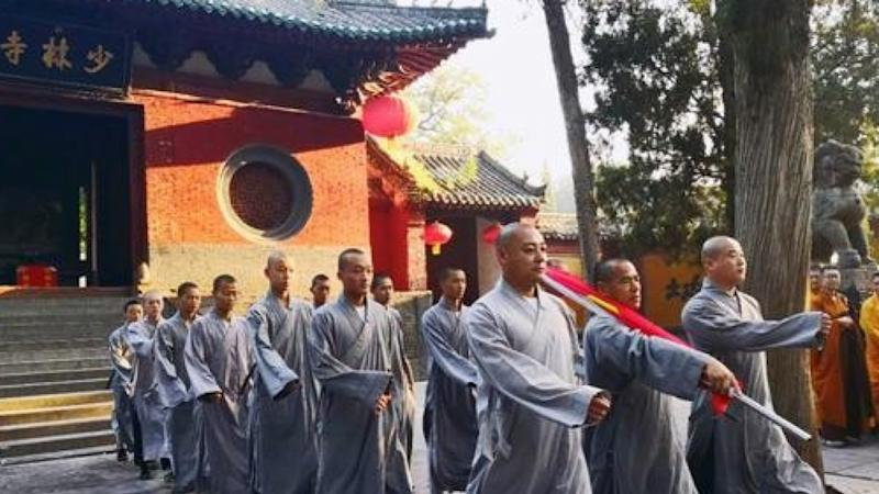 Red flag for Buddhists? Shaolin Temple 'takes the lead' in Chinese patriotism push