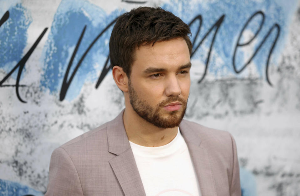 Photo by: KGC-254/STAR MAX/IPx 2019 6/26/19 Liam Payne at the Serpentine Gallery Summer Party held at Hyde Park in London, England.