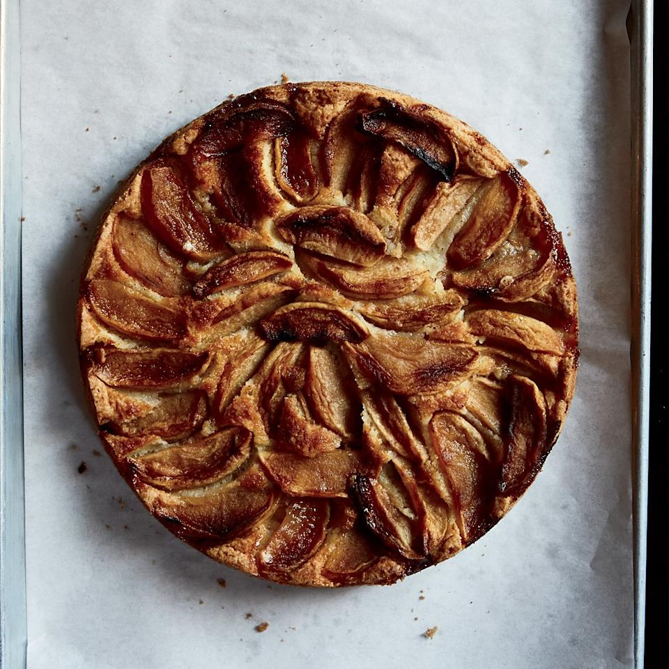 "<p>Le Coucou chef Daniel Rose stirs apples into the batter of this pound cake-like dessert, then tops it with more of the Calvados-spiked fruit.</p><p><a href=""https://www.foodandwine.com/recipes/babette-friedmans-apple-cake"">GO TO RECIPE</a></p>"