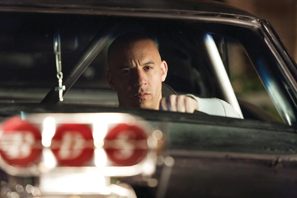 "<a href=""http://movies.yahoo.com/movie/contributor/1800020716"">Vin Diesel</a> in Universal Pictures' <a href=""http://movies.yahoo.com/movie/1809989992/info"">Fast & Furious</a> - 2009"