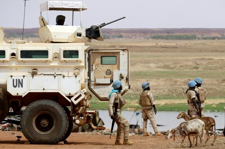 The UN force in Mali is one of the biggest peacekeeping operations in the world - it has also suffered more fatalities than any other Blue Helmet mission