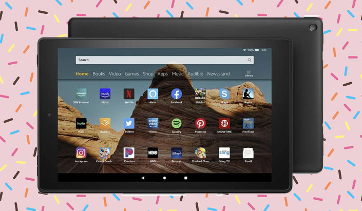 An iconic tablet, and under $100 too. (Photo: Amazon)
