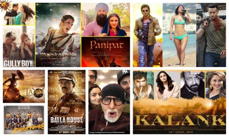 Bollywood Calendar 2019 2019 Bollywood Calendar Out – Check Out The Best Movies That Will