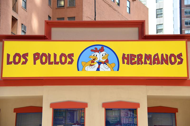 Finally, You Can Order from Breaking Bad's Los Pollos Hermanos