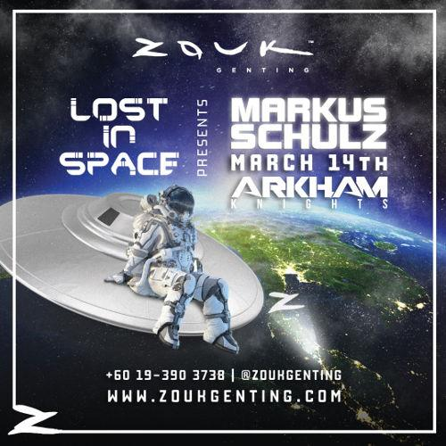 Head to Zouk Genting this 14 March (Saturday) to party with these guys!
