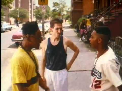 """<p>Spike Lee's 1989 masterpiece about a Brooklyn neighborhood is still one of the most lauded pictures in his filmography. With an expansive ensemble cast, the film follows a Brooklyn neighborhood dealing with the stresses of growing racial tension. Spike Lee stars in the film alongside Danny Aiello, Ossie Davis, and Ruby Dee among others.<em> Do the Right Thing</em> ends with a dedication to those who died at the hand of police brutality. The film was nominated for two Academy Awards and was inducted into the National Film Registry.</p><p><a class=""""link rapid-noclick-resp"""" href=""""https://www.amazon.com/gp/video/detail/amzn1.dv.gti.c4a9f78e-8ff2-0949-d129-924916511320?autoplay=1&tag=syn-yahoo-20&ascsubtag=%5Bartid%7C10054.g.32742390%5Bsrc%7Cyahoo-us"""" rel=""""nofollow noopener"""" target=""""_blank"""" data-ylk=""""slk:Watch Now"""">Watch Now</a></p><p><a href=""""https://www.youtube.com/watch?v=BT2al2t2jnU"""" rel=""""nofollow noopener"""" target=""""_blank"""" data-ylk=""""slk:See the original post on Youtube"""" class=""""link rapid-noclick-resp"""">See the original post on Youtube</a></p>"""