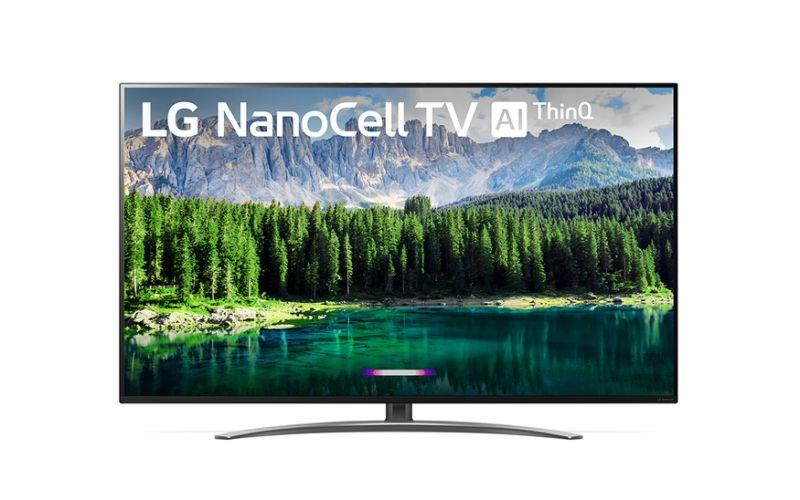 Save on the LG 8 Series 4K NanoCell TV 65SM8600PUA 2019. (Photo: Walmart)