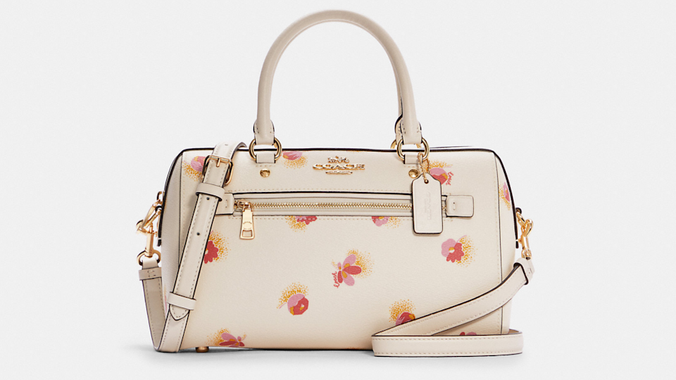 This satchel is perfect for brunch.