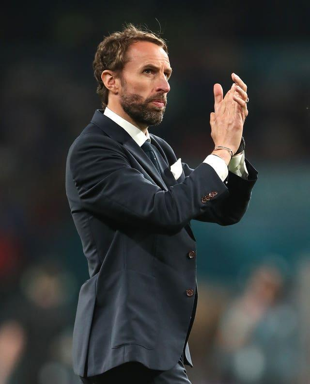 Dejected England manager Gareth Southgate accepted responsibility for choosing the penalty-takers