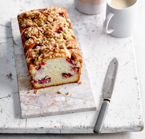 "<p>Some argue that this is a bread rather a cake, but either way, it tastes delicious slathered in butter alongside a cup of tea. Whether you fancy something sweet in the morning or something satisfying after supper that isn't as indulgent, this summery loaf is a real winner. </p><p><a class=""body-btn-link"" href=""https://www.redonline.co.uk/food/recipes/a32778872/strawberry-streusel-loaf-cake/"" target=""_blank"">RECIPE HERE</a></p>"