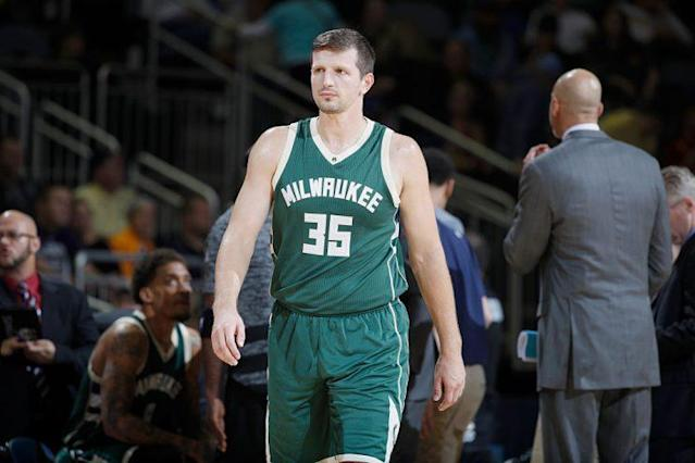 Mirza Teletovic is Bosnian for 3-point threat. (Getty Images)