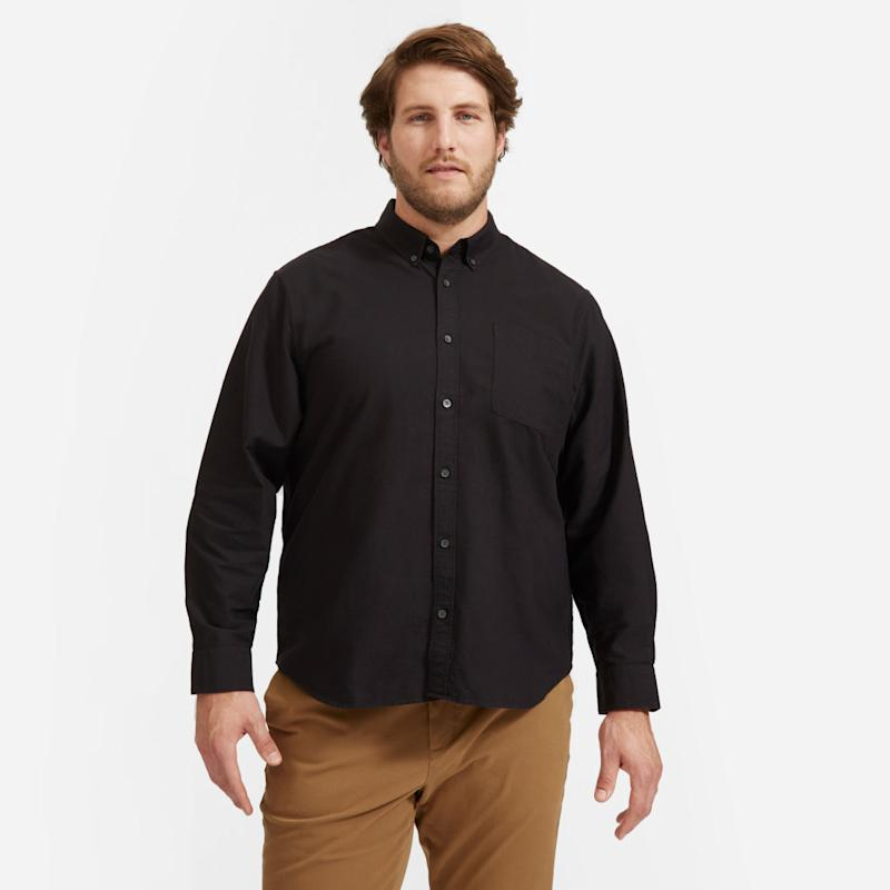 The Standard Fit Japanese Oxford Shirt
