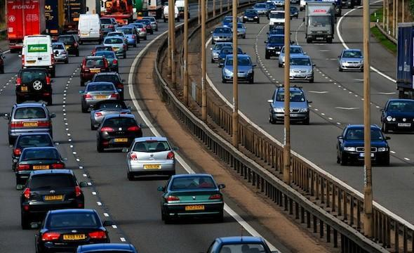 Britain's most boring motorway is the M25