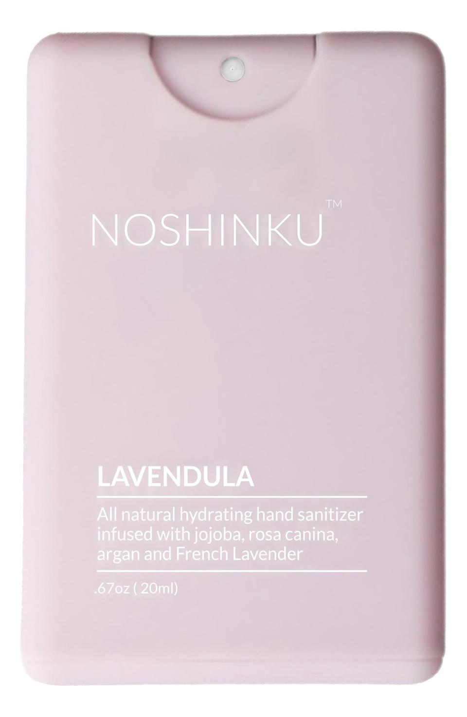 <p>The <span>Noshinku Travel Size Hand Sanitizer</span> ($10) will fit perfectly into their bag.</p>