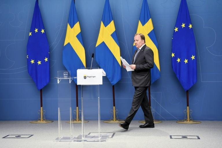 """Prime Minister Stefan Lofven admitted Sweden faces a """"very difficult"""" political situation"""