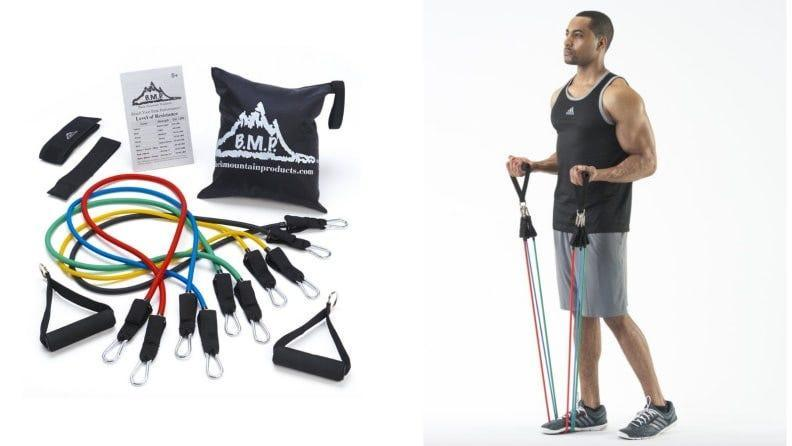 If you don't like dumbbells, resistance bands might be for you!