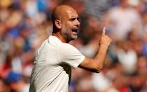'Hungry' Pep Guardiola demands continued intensity if Man City are to build on success