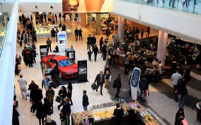 Before coronavirus: What Westfield shopping centre looked like - Clara Molden