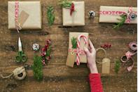 """<p>Sure, they may take a little time, energy, and effort, but that's what make homemade gifts so special. Anyone can run out and purchase something from the store or even just order online from the comfort of their own couch, and while you can probably find a <a href=""""https://www.countryliving.com/shopping/gifts/g2077/christmas-presents/"""" rel=""""nofollow noopener"""" target=""""_blank"""" data-ylk=""""slk:Christmas present"""" class=""""link rapid-noclick-resp"""">Christmas present</a> your recipient will love, DIY Christmas goodies just seem to be a little bit more meaningful. That's why we've assembled a complete catalog of the best crafty Christmas present ideas for everyone on your list. Need a <a href=""""https://www.countryliving.com/shopping/gifts/g24995746/grandpa-gifts/"""" rel=""""nofollow noopener"""" target=""""_blank"""" data-ylk=""""slk:grandpa gift"""" class=""""link rapid-noclick-resp"""">grandpa gift</a>? How about a <a href=""""https://www.countryliving.com/diy-crafts/g28749066/diy-photo-ornaments/"""" rel=""""nofollow noopener"""" target=""""_blank"""" data-ylk=""""slk:DIY photo ornament"""" class=""""link rapid-noclick-resp"""">DIY photo ornament</a> made with pics of the kids? We also have the tastiest <a href=""""https://www.countryliving.com/food-drinks/g1059/homemade-food-gifts/"""" rel=""""nofollow noopener"""" target=""""_blank"""" data-ylk=""""slk:homemade food gifts"""" class=""""link rapid-noclick-resp"""">homemade food gifts</a> perfect for everyone from <a href=""""https://www.countryliving.com/shopping/gifts/g24454920/best-teacher-gifts/"""" rel=""""nofollow noopener"""" target=""""_blank"""" data-ylk=""""slk:teachers"""" class=""""link rapid-noclick-resp"""">teachers</a> to <a href=""""https://www.countryliving.com/shopping/gifts/g1340/hostess-gift-ideas/"""" rel=""""nofollow noopener"""" target=""""_blank"""" data-ylk=""""slk:hostesses"""" class=""""link rapid-noclick-resp"""">hostesses</a>, and plenty of projects that end with an ideal item for her (that snazzy bubble bath gift box) or him (how 'bout those hilarious hand-stitched hankies??).</p><p>And what's <em>really </em>awesome about the ideas in """