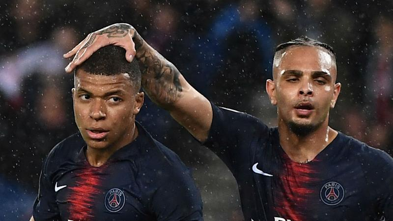 Paris Saint-Germain 4 Dijon 0: Mbappe closes on Messi with brace