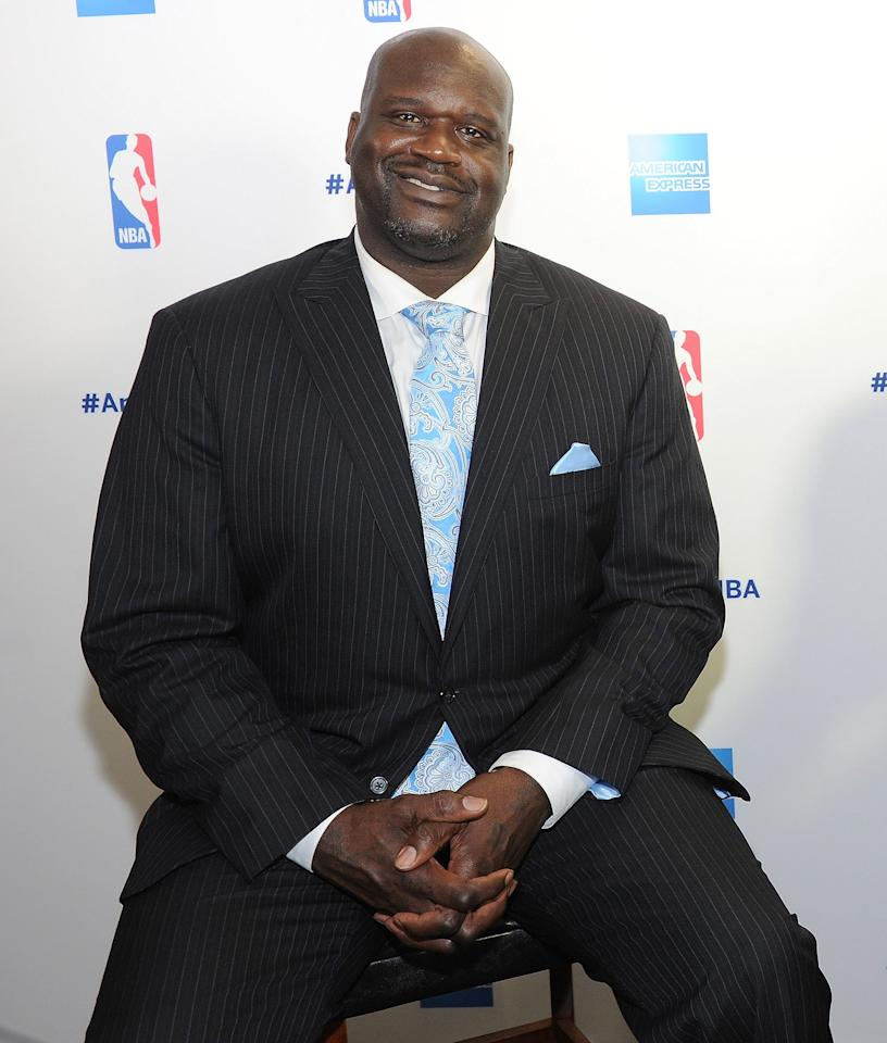 """If <a href=""""https://people.com/tag/shaquille-oneal/"""">Shaquille O'Neal </a>did not instantly come to mind after reading those hints, you may need your NBA fan card revoked. Fun fact: You can still stream Shaq's platinum debut album <em>Shaq Diesel</em> on <a href=""""https://open.spotify.com/album/2oPRn2Dp9Ytk3A4JCp5Gqw?si=ntxYBP_-SCyNP8ibNpSeaA"""">Spotify</a>."""