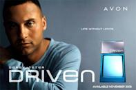 <p>The most athletic I'll ever be is wearing Derek Jeter's scent. </p>