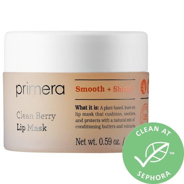 <p>Winter weather means this top-rated <span>Primera Clean Berry Lip Mask</span> ($16, originally $20) is even more useful with its conditioning butters and extracts.</p>