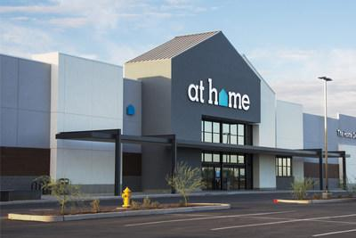 At Home opens its newest location in Lutz, Florida.