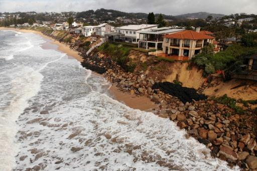 Erosion has long posed a threat in Wamberal, destroying homes in the 1970s and again washing away huge swathes of the beachfront from properties in 2016
