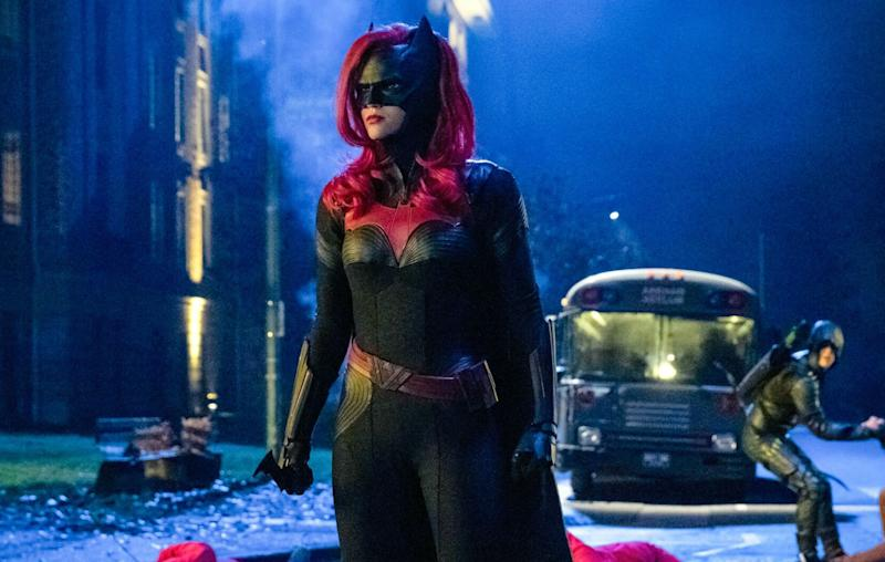 Ruby Rose as Batwoman (Credit: The CW)