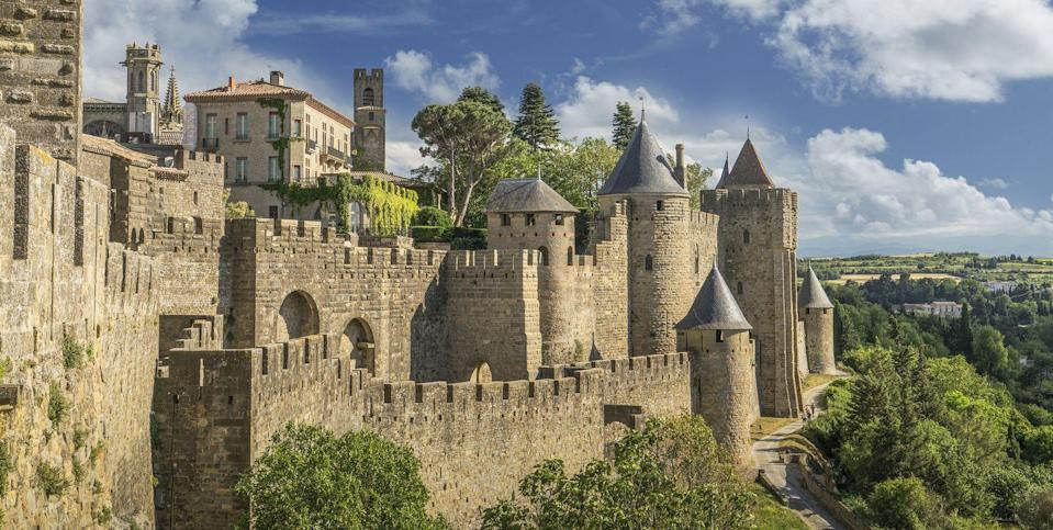 Photo credit: Carcassonne. Buena Vista Images - Getty Images