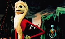 """<p>Yes, <em>The Nightmare Before Christmas</em> is actually a Disney movie. This dark fantasy tale from Tim Burton was originally released through Touchstone Pictures because Disney feared the Halloween-Christmas mash-up story would be too scary for kids. In the decades since, though, the movie gained a cult following and been reissued by Disney.</p> <p><a href=""""https://www.amazon.com/Tim-Burtons-Nightmare-Before-Christmas/dp/B003SI05PG"""" rel=""""nofollow noopener"""" target=""""_blank"""" data-ylk=""""slk:Available to rent on Amazon Prime Video"""" class=""""link rapid-noclick-resp""""><em>Available to rent on Amazon Prime Video</em></a></p>"""