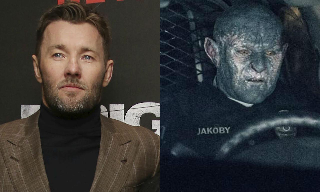 <p>Joel Edgerton becomes an orc in Netflix film Bright </p>