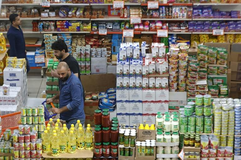 Some Lebanese are looking to buy Lebanese made products in order to support local businesses