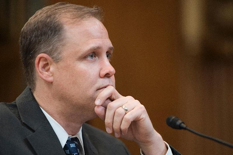 Jim Bridenstine became head of the US space agency NASA in April 2018