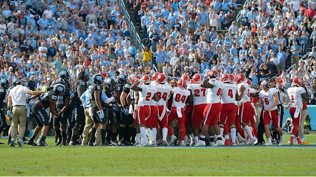 What would the college landscape look like without UNC or N.C. State as members of the ACC?